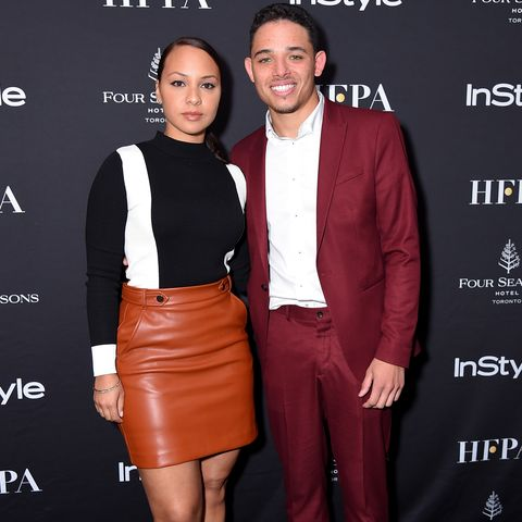 the hollywood foreign press association and instyle party at 2018 toronto international film festival   arrivals