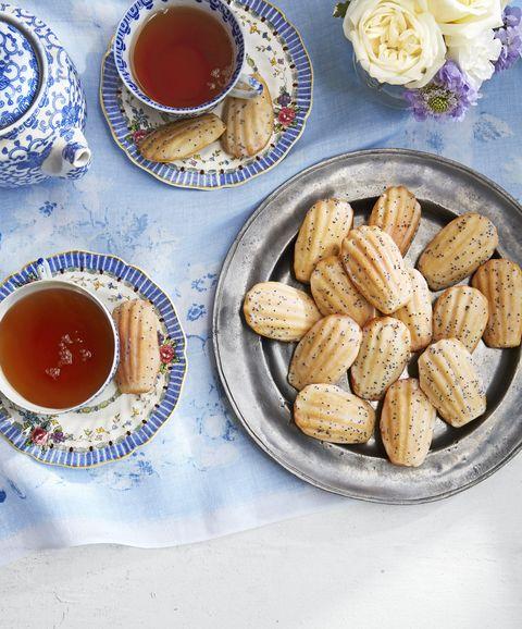 jasmine madelines recipe