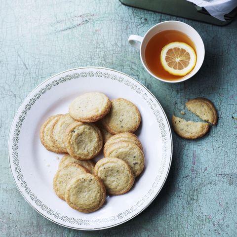 Jasmine shortbread recipe
