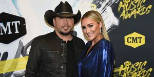 jason aldean second pregancy announcement