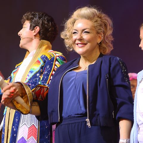 """""""Joseph And The Amazing Technicolor Dreamcoat"""" - Press Night - Curtain Call & Backstage"""