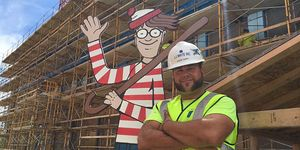 Dónde está Wally