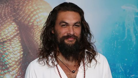 Jason Momoa Is Unrecognisable In These Baywatch Throwback Photos