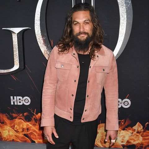 """Jason Momoa's behind-the-scenes Game Of Thrones photo from when he was """"too broke to fly home"""""""