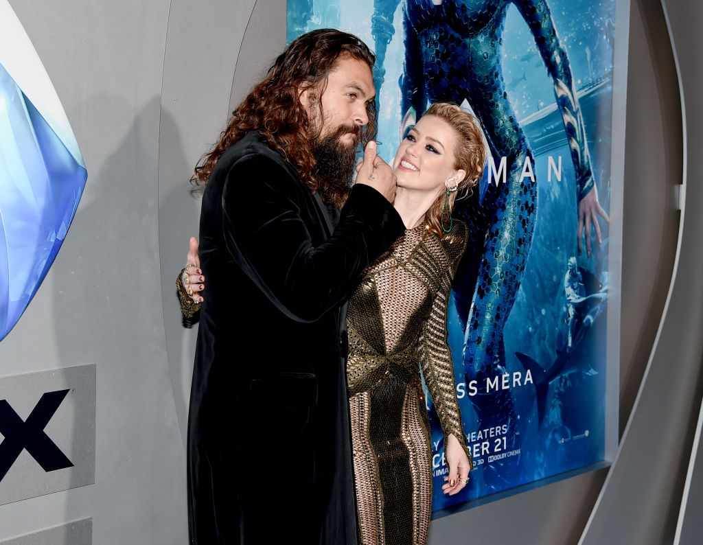 Premiere Of Warner Bros. Pictures' 'Aquaman' - Red Carpet