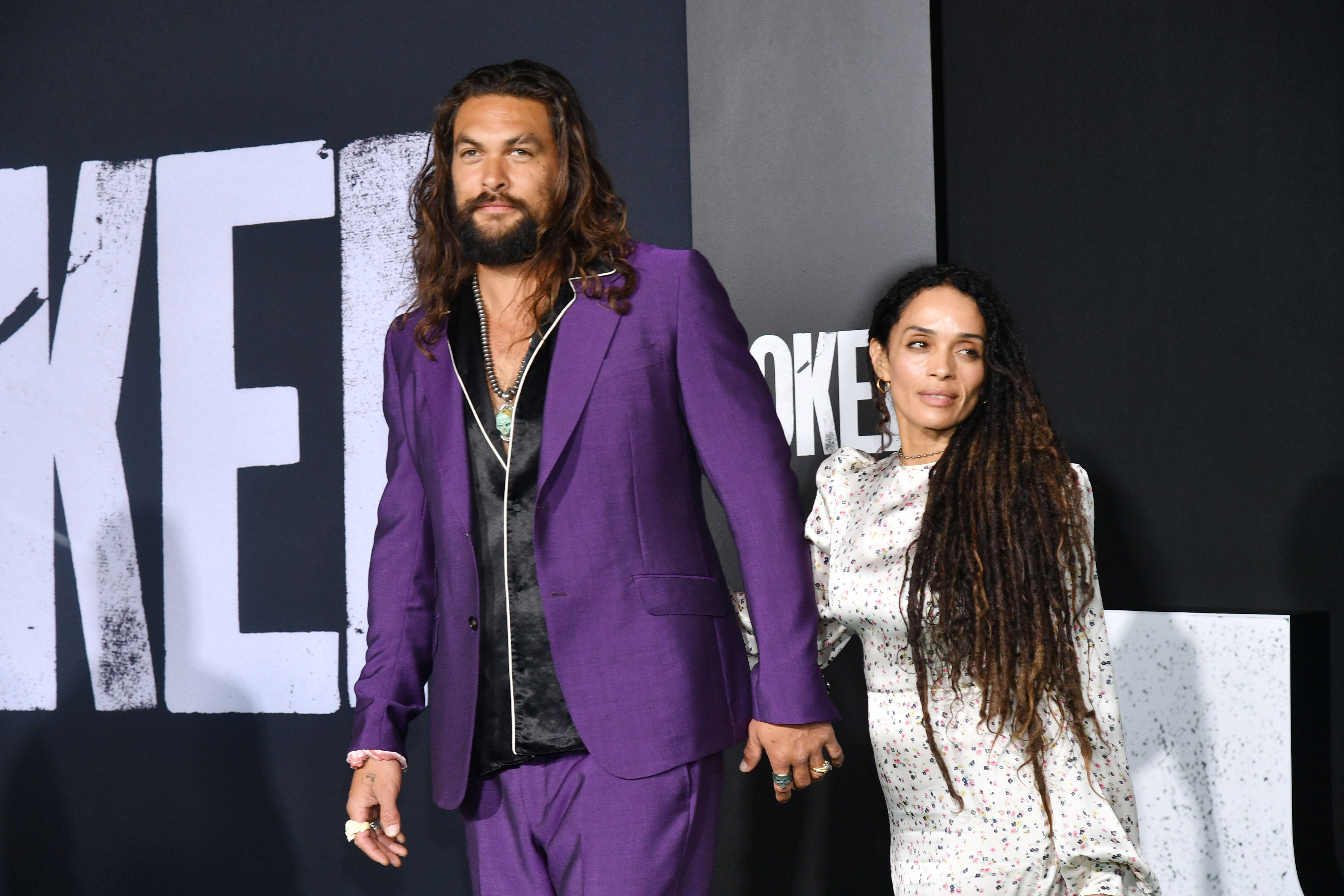 Husbands Take Note Jason Momoa Calls Wife Lisa Bonet Goddess