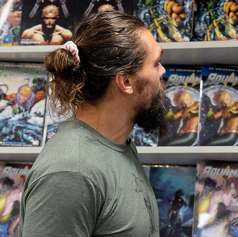 'Aquaman' Meet And Greet