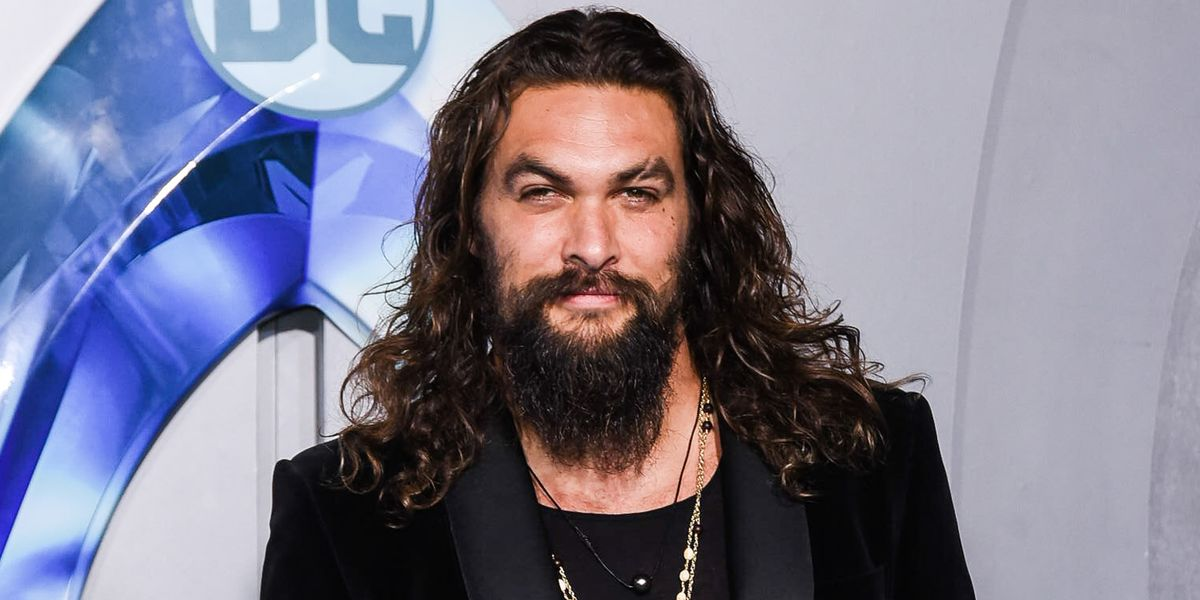 Jason Momoa Shaved His Beard and He's Unrecognizable