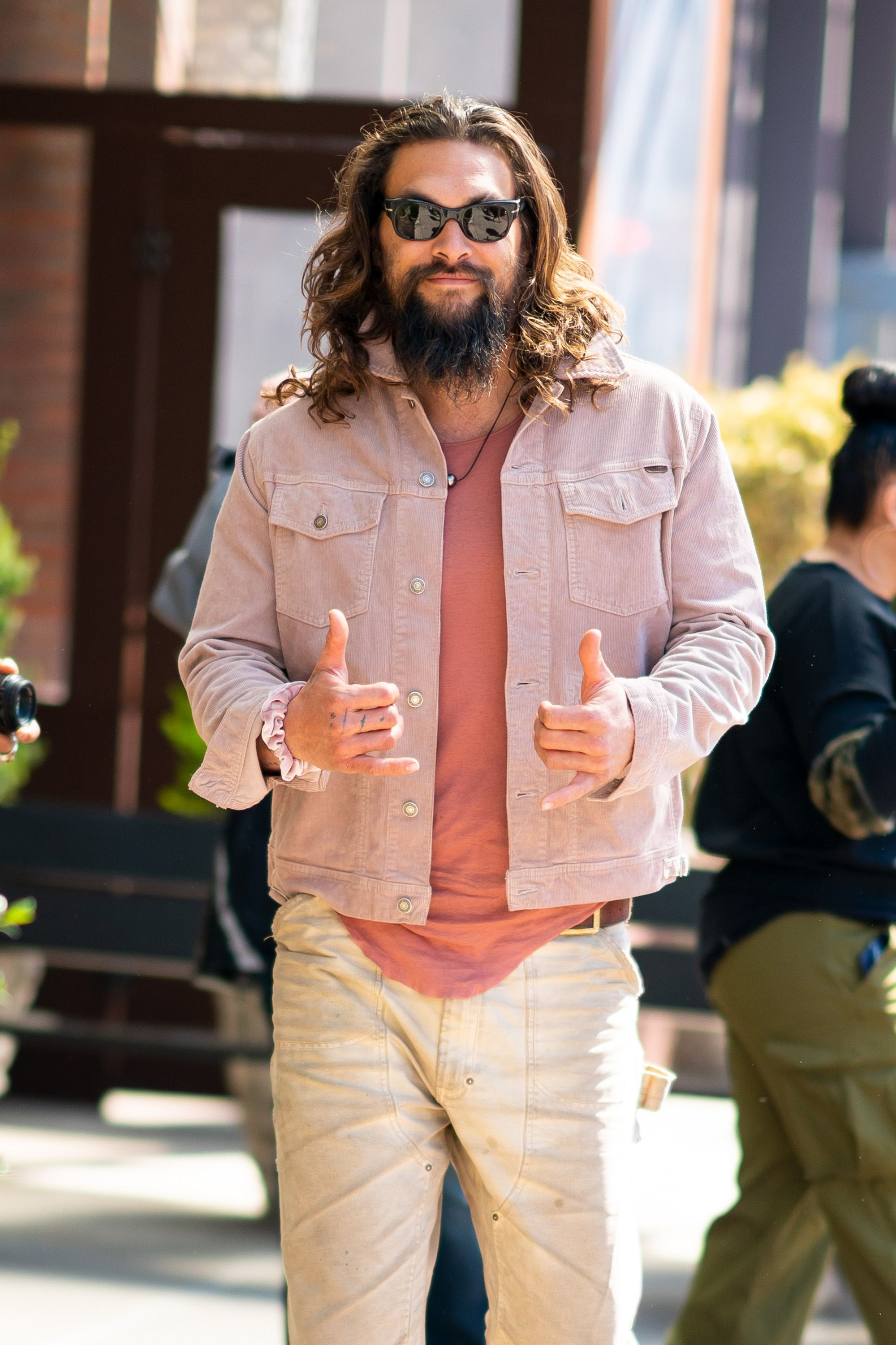 Jason Momoa's Epic New Sci-Fi Show on Apple TV Will Cost the Same as 'Game of Thrones'