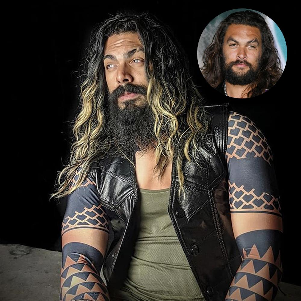 Jason Momoa S Aquaman Cosplayer Looks Exactly Like Him