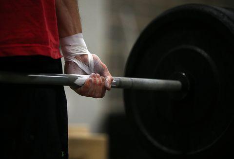 lesiones CrossFit