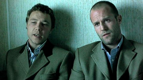 Jason Statham in Snatch Pigs and Diamonds