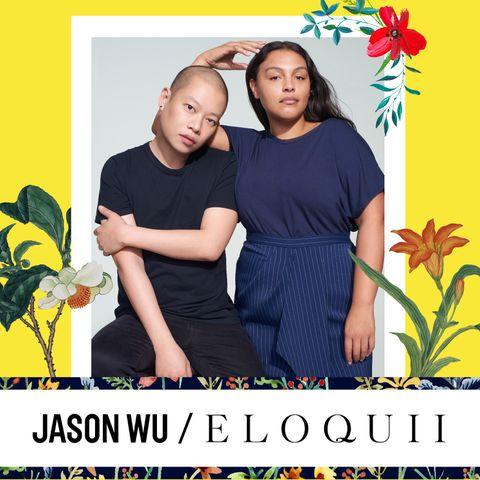 3be208f9f8d Shop Jason Wu x Eloquii s Second Plus-Size Spring 2019 Line