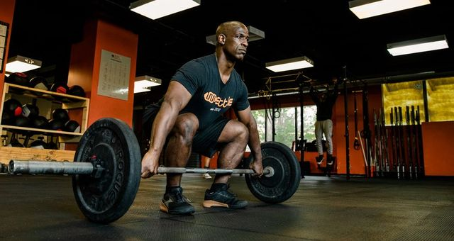jason burns as photographed at mettle fitness
