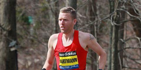 Jason Hartmann 2013 Boston Marathon