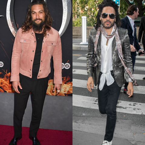 Lenny Kravitz Says Jason Momoa Is Like A Brother
