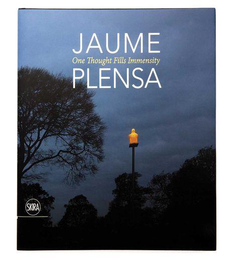 Libro monografía Jaume Plensa