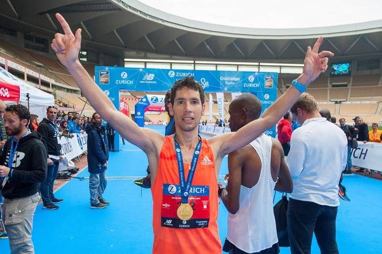 Javi Guerra se gana su pase olímpico con la tercera marca española de la historia en Sevilla