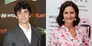 Javier Ambrossi casi fue camarero del catering de Samantha Vallejo