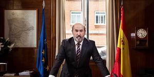 Javier Cámara en una imagen promocional de Vota Juan