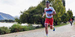 Javier Gómez-Noya volverá a competir en un triatlón en Nueva Zelanda