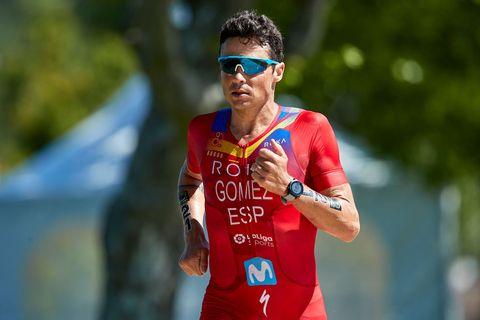 Javier Gómez Noya, final Series Mundiales de triatlón 2019