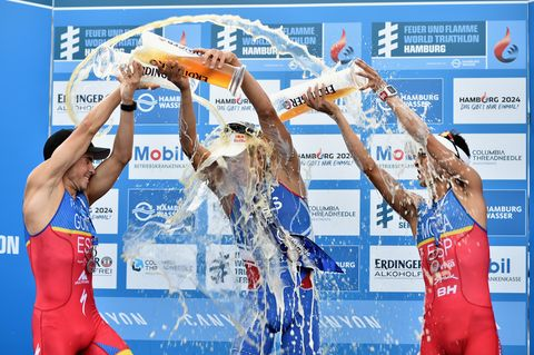 Gómez Noya y Mario Mola y sus opciones para ganar un Mundial de triatlón