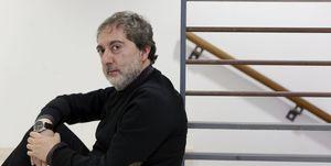 France - Portraiture - Screenwriter Javier Olivares