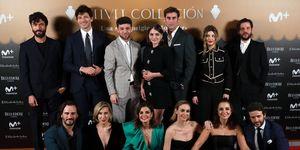 'Velvet Coleccion: La Despedida' Madrid Premiere