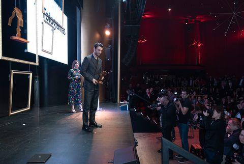 Fotogramas de Plata 2018: Javier Rey, Mejor Actor de Televisión