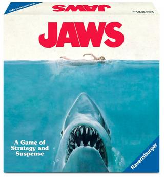 Jaws Juego de Mesa - Tiburón Spielberg Juego de Mesa Comprar