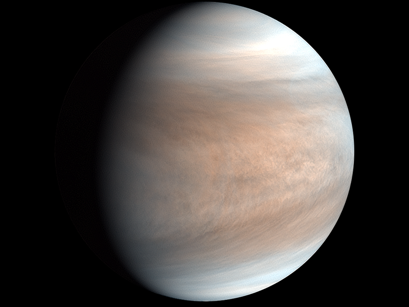 Venus Is a Russian Planet ... Says Russia