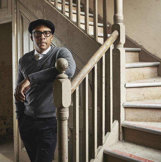 jay blades tv personality restorer furniture designer