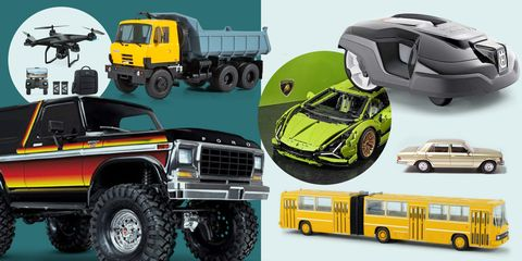 things that move models and toys for dad father's day
