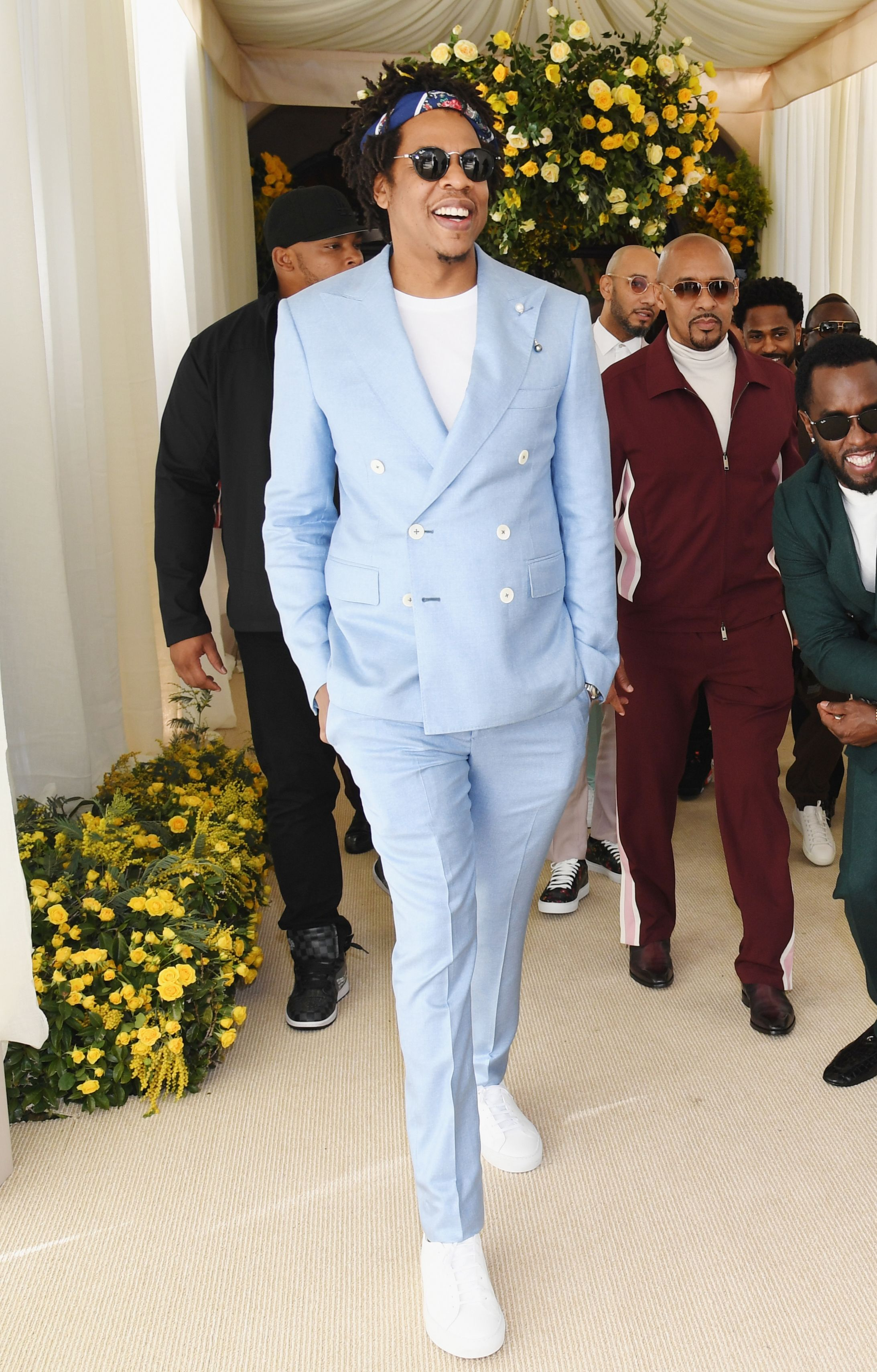 best-dressed men in the world
