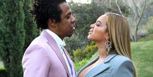 Jay-Z en Beyoncé