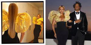 Beyoncé and Jay-Z - Golden Globes