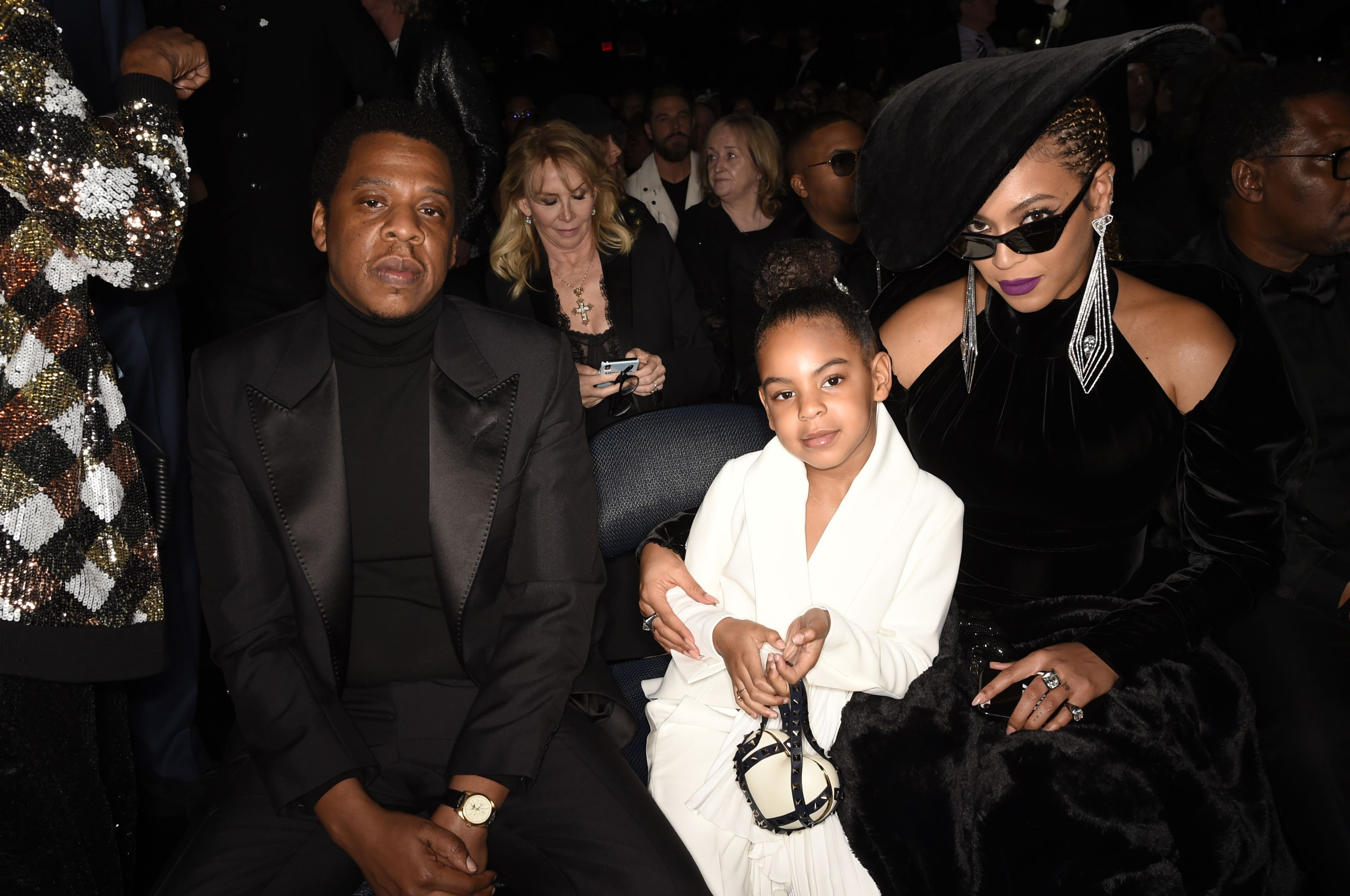 Magnificent Tina Lawson Says Beyonces Daughter Blue Ivy Carter Is A Talented Personalised Birthday Cards Veneteletsinfo