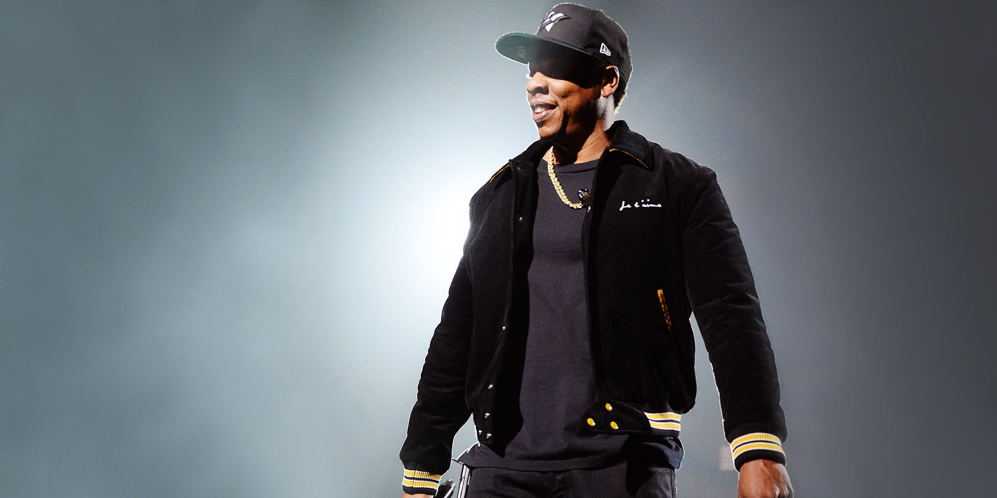 Even You, a Mere Mortal, Can Rock Jay Z's Stage-Ready Saint Laurent Jacket