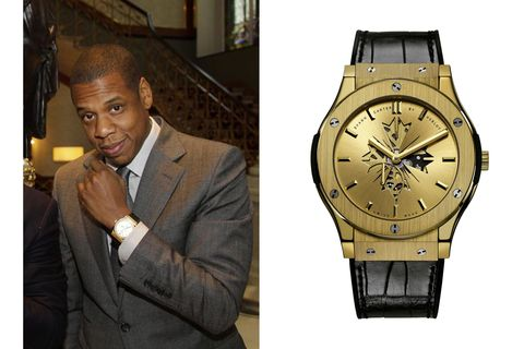 The greatest watches in hip hop history for Rapper watches