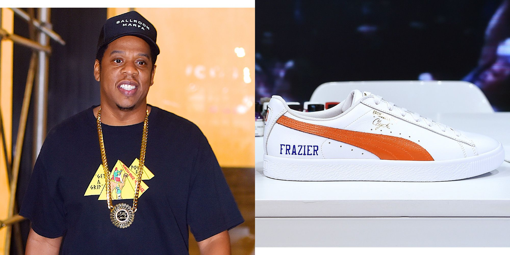024007a66f7 Jay-Z Was Just Named President of Puma s New Basketball Division