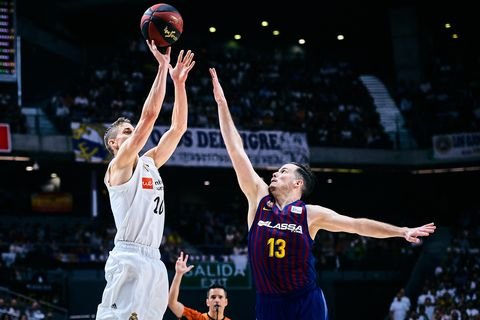 Real Madrid v Barcelona - Liga ACB Final