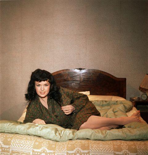 Actress Jayne Mansfield, ca. 1950's