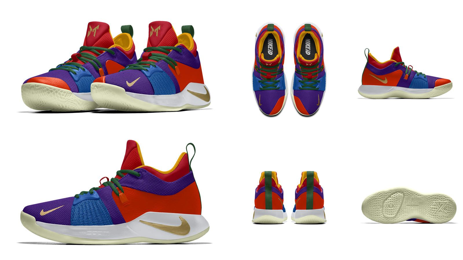 buy popular a6187 91df4 Le Nike personalizzate dei campioni per la Opening Week NBA