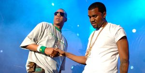 Jay Z y Kanye West