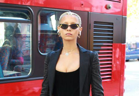 london fashion week, street style, 2019