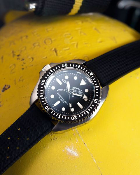 the jb 200 re edition dive watch