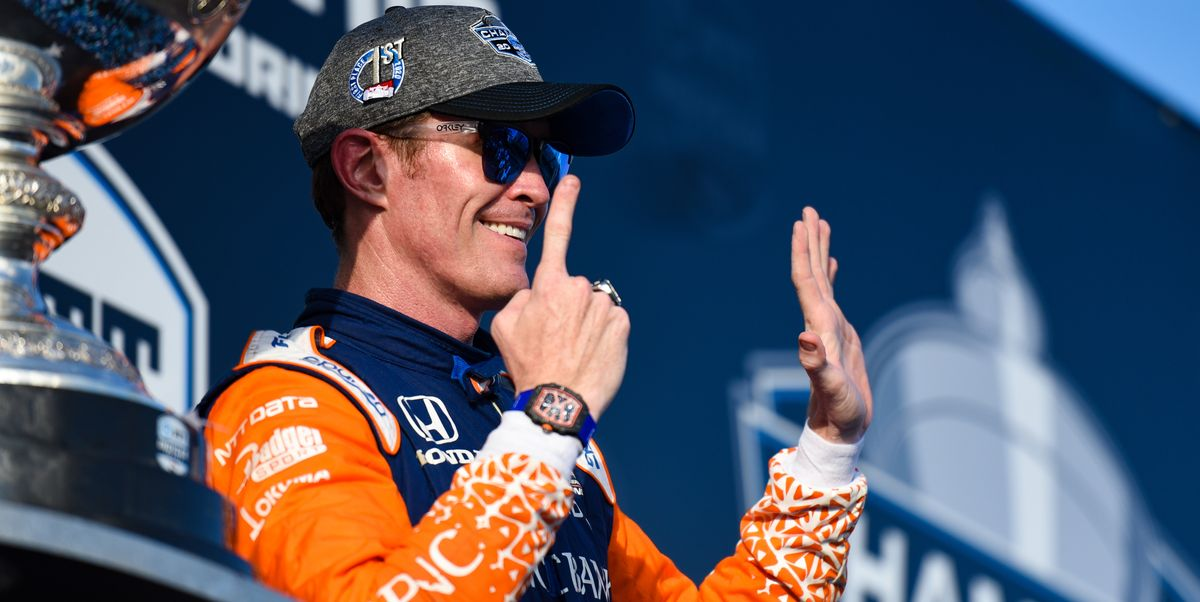 Best Ever? Mario Andretti Puts Six-Time IndyCar Champ Scott Dixon in the Discussion