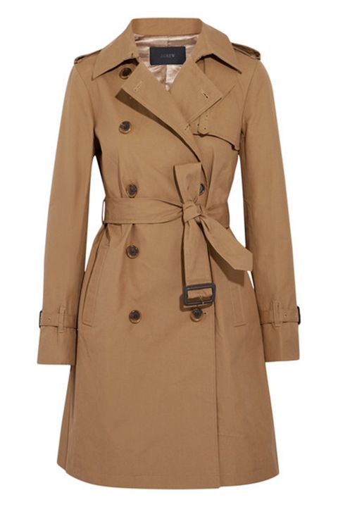 Clothing, Trench coat, Coat, Outerwear, Overcoat, Sleeve, Beige, Duster, Jacket, Collar,