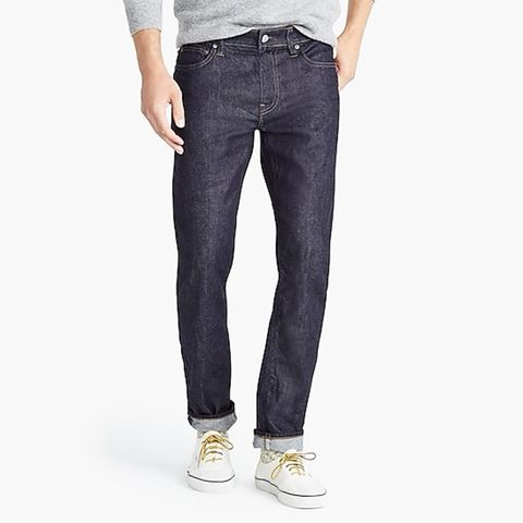 J.Crew 484 Slim-Fit Stretch Jeans